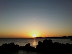 Sunrise, Scotsmans' Bay, Sandycove