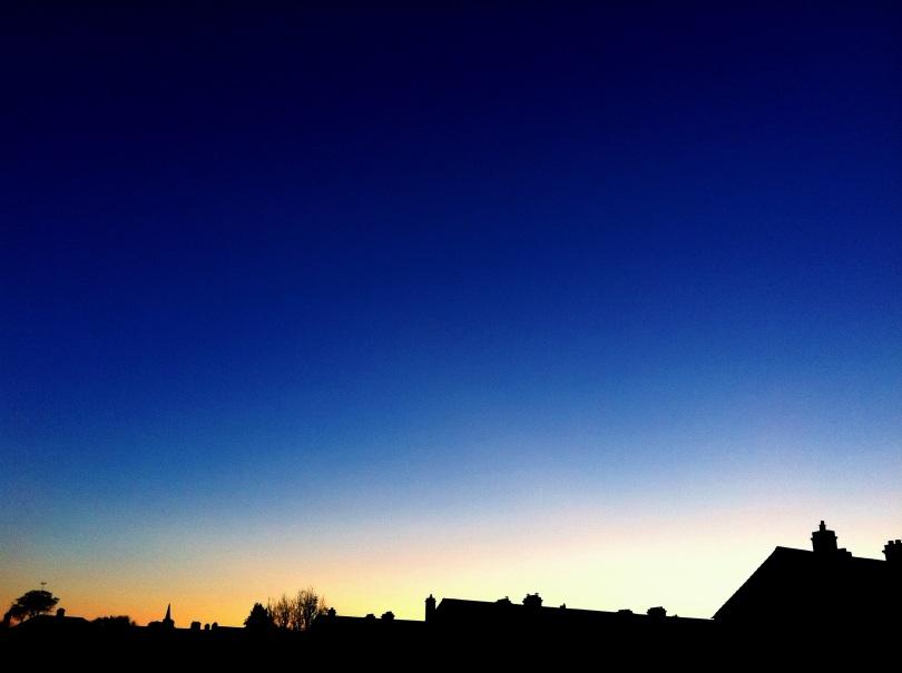 Sunset on Sunday